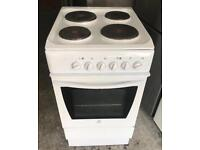 Indesit 50cm Wide Electric Cooker (Fully Working & 4 Month Warranty)