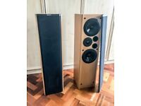 MB Quart QL C 400 floorstanding speakers. High-end German made. Herts/N.London