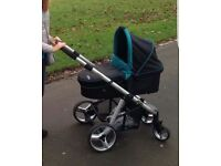 3in1 pram in good condition