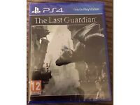 The Last Guardian - brand new and sealed
