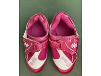 Girls Lazy Town trainers size 13