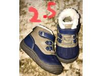 Baby boys shoes new & like new from smoke & pet free home collection Brislington BS4 £15 for all