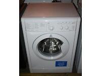 Indesit IWC6125 6kg 1200 Spin White A Rated Washing Machine 1 YEAR GUARANTEE FREE FITTING