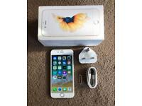 iPhone 6s 64gb unlocked boxed good condition