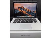 "***Apple Macbook Pro Retina 13.3"" 2.7 intel Core i5 8gb 128gb Ssd No swap, Scammers Or Paypal***"
