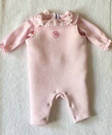 Rock A Bye Baby Girl Outfit 0 - 3 Months