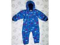 Snowsuit 12-18 months from JoJo Maman Bebe
