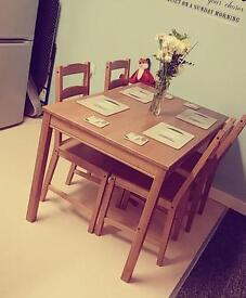 *PROCE DROP* Wooden table
