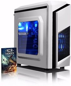 New Vibox KS-LA4 Gaming PC Desktop Computer (4.1GHz AMD A6 Dual Core CPU, 8GB RAM, 1TB HDD, No OS)