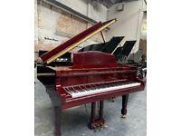 Samick SG-150C Baby Grand Piano |Belfast Pianos 🎹 | Walnut || Belfast || Free Delivery 🚚 ||