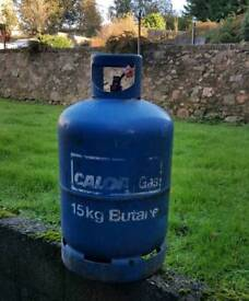 Calor Gas Butan Bottle Empty