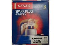 Dense spark plugs