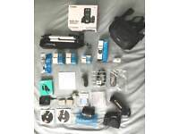 Canon 700D with 18-55mm Lens and many accessories