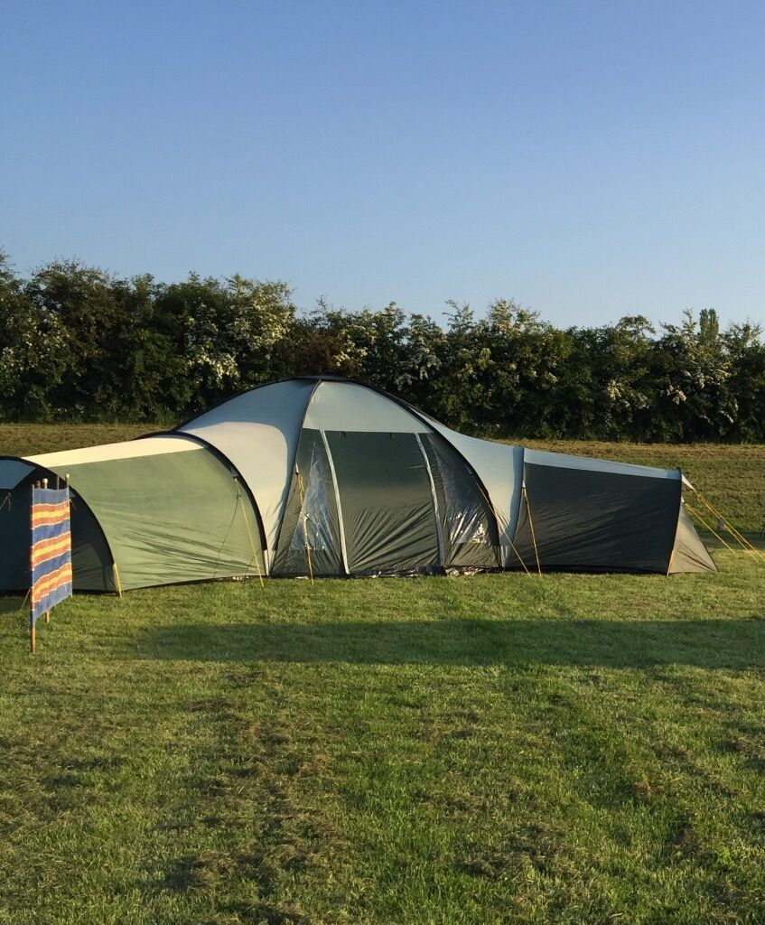 Pro action 12 man family tent & Pro action 12 man family tent | in Northampton Northamptonshire ...