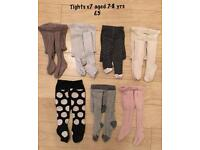 Various Girls Clothing aged 7-8 years