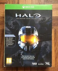 Halo the master chief collection - limited edition - Xbox one