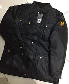 Brand New With Tags Men's Belstaff Jackets Cotton Wax £40