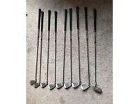 Full set of King Irons 3-PW plus Putter