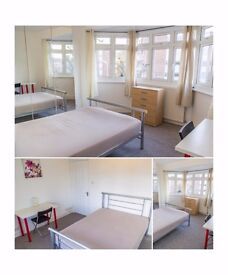 ***/ SUMMER OFFER FOR THIS ROOM IN ZONE 3, 5 MIN WALK TO BRENT CROSS TUBE STATION /***