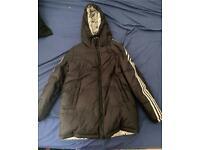 Adidas Reversible Puffer Jacket (size medium)