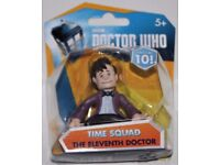 BNIB DR WHO TIME SQUAD COLLECTABLE FIGURES - CHOOSE YOUR OWN, DISCOUNTS FOR +1