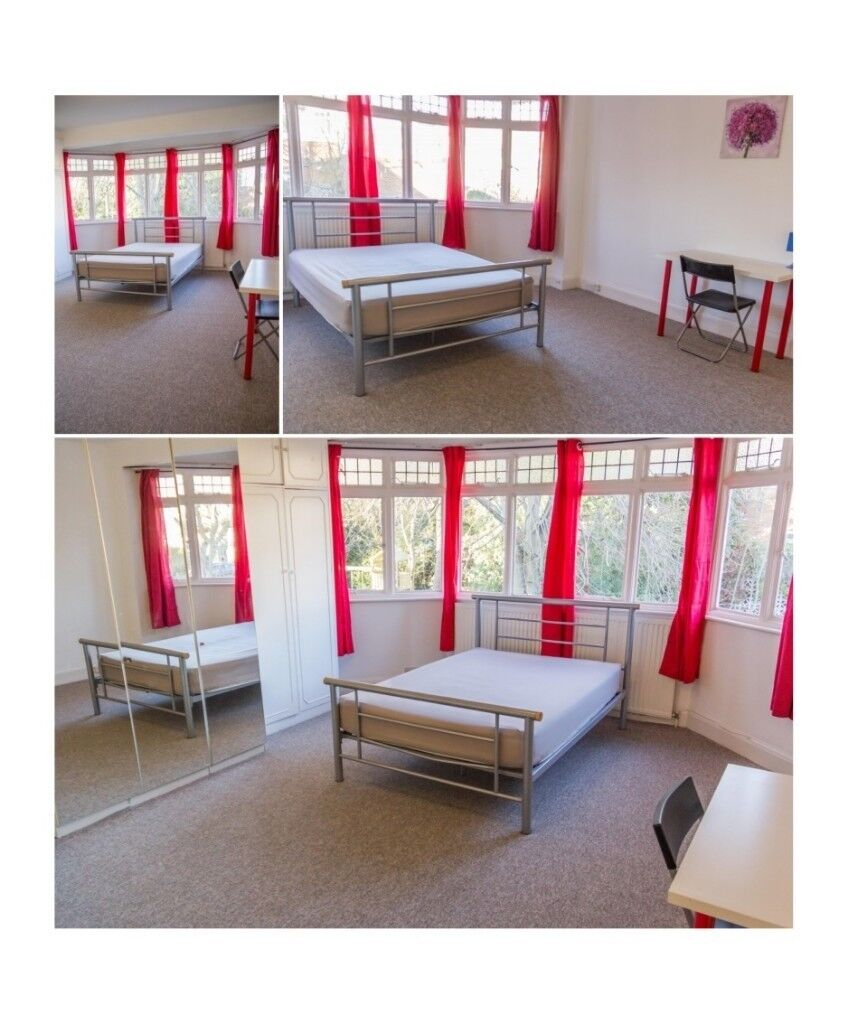 N* An amazing double room walking distance to _BRENT CROSS SHOPPING CENTRE_, to move ASAP!