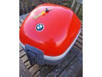 BMW Top Box from a F650GS