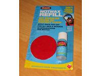 ZARDOZ NOTwax Pocket Puck REFILL KIT! Pure Liquid Teflon Ski & Snowboard Wax