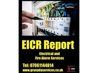 EICR - Electrical Condition Report - Electrical & Fire Alarm Services , New Consumer unit