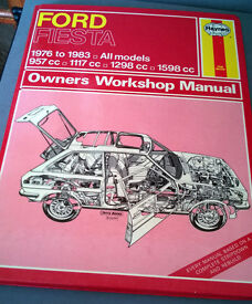 vintage haynes manuals
