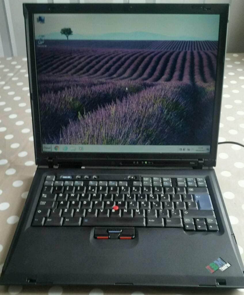 IBM ThinkPad R50e laptop