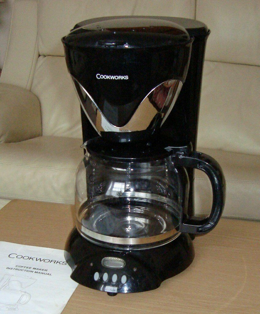 Coffee Machine Coffee Maker With Filter And Jug In Lewisham London Gumtree