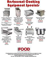 Restaurant & Bakery Equipment Sale