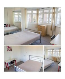AMAZING Double room in BRENT CROSS ** LIVING ROOM + GARDEN + Huge Kitchen** View TODAY
