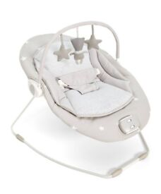 Mamas and Papas Baby Bouncer Capella used but in good working condition Original Box RRP £59.00