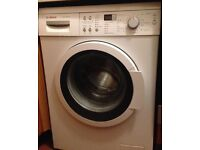 Bosch VarioPerfect 8kg washing machine £150 Great condition