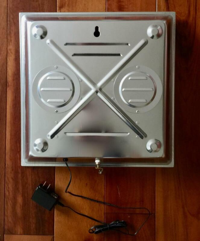 NEW Pam Clock Style Can Motor Hands Lights