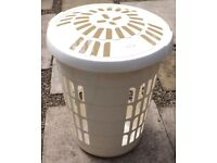 NEW large very strong storage basket container laundry craft use etc.