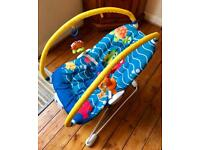 Tiny Love Gymini Bouncer - immaculate