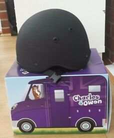 Charles Owen kids riding helmet size 0 and a half/54