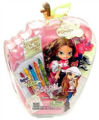 Bratz Kidz Kids Back to School Yasmin Fashion Doll!