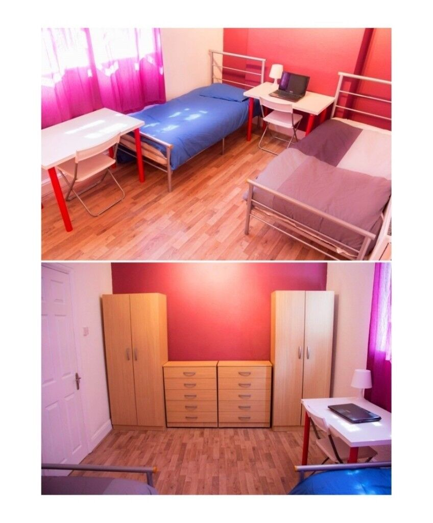 ***** LOVELY TWIN ROOM FOR COUPLE/FRIEND - SINGLE USE *****