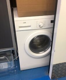 White Logik 6kg Washing Machine L612WM13 - like new