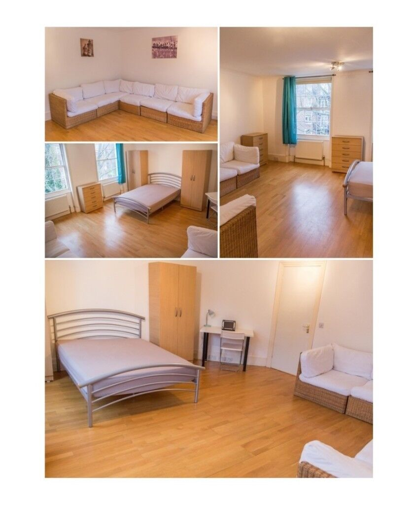 ***** LOVELY DOUBLE ROOM FOR COUPLE/FRIEND IN ANGEL *****