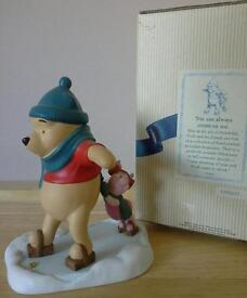 Pooh & Friends Disney figurine - You can always count on me