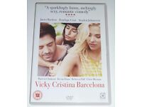 Vicky Cristina Barcelona DVD - Penelope Cruz