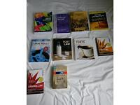 Law Books pack of 10