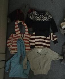 9-12 month bundle of boys clothes