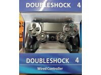 ps4 wired double shock control pad
