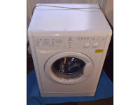 Indesit iwsb61151 6kg load Washing Machine